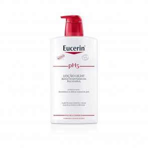 DESCONTO: Eucerin pH5 Light Lotion 1L