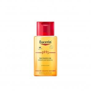 TAMANHO DE VIAGEM: Eucerin pH5 Shower Oil 100ml