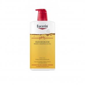 DESCONTO: Eucerin pH5 Shower Oil 1L