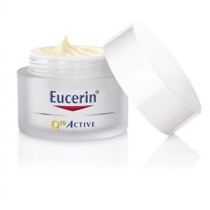 Eucerin Q10 Active Anti-Wrinkle Day Cream Dry Skin 50ml