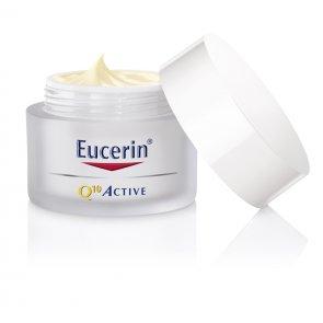 Eucerin Q10 Active Creme Anti-Rugas Pele Seca 50ml