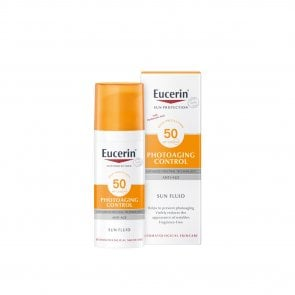 Eucerin Sun Photoaging Control Fluid SPF50 50ml