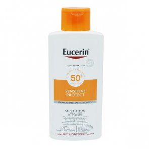 Eucerin Sun Sensitive Protect Sun Lotion Extra Light SPF50+ 400ml