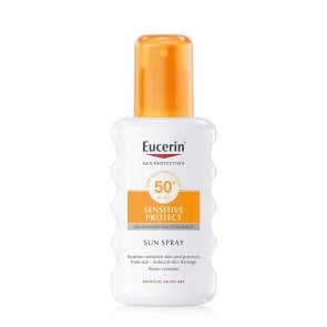 Eucerin Sun Sensitive Protect Sun Spray SPF50+ 200ml