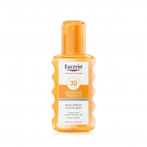 Eucerin Sun Sensitive Protect Sun Spray Transparent SPF30 200ml