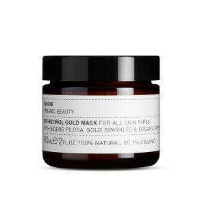 Evolve Bio-Retinol Gold Face Mask 60ml