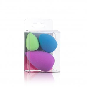 Flormar 3-Piece Blending Sponge Set