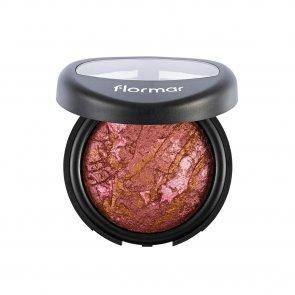 Flormar Baked Blush-On 44 Pink Bronze Shimmer 9g