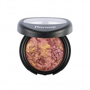 Flormar Baked Blush-On 45 Touch Of Rose Shimmer 9g