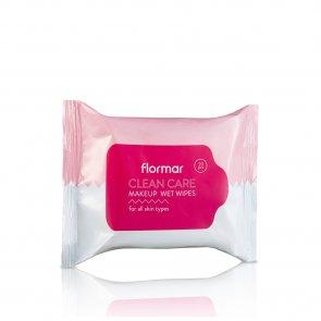Flormar Clean Care Makeup Wet Wipes x20