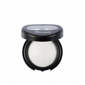 Flormar Diamonds Baked Eyeshadow 01 White Diamond 5g