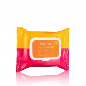 Flormar Makeup Remover Wet Wipes For Combination & Oily Skin x20