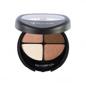 Flormar Quartet Eye Shadow 401 Copper Dreams