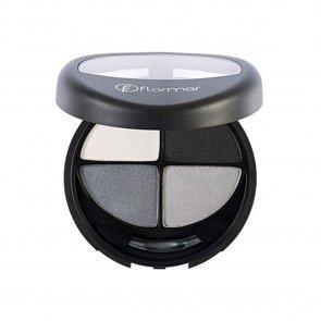 Flormar Quartet Eyeshadow 404 Black Soufflé 12g