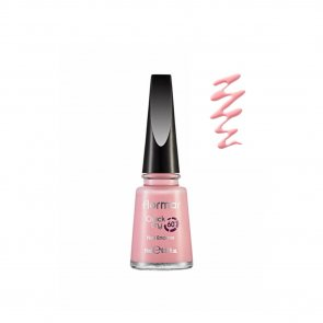 Flormar Quick Dry Nail Enamel 02 Soft Pink 11ml