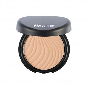 Flormar Wet & Dry Compact Powder 07 Caramel Peach 10g