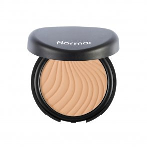 Flormar Wet & Dry Compact Powder 08 Medium Peach 10g