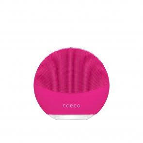 FOREO LUNA™ mini 3 Smart Facial Cleansing Massager Fuchsia