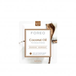 FOREO UFO™ Activated Facial Mask Coconut Oil 6x6g
