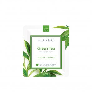 FOREO UFO™ Activated Facial Mask Green Tea 6x6g