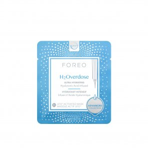 FOREO UFO™ Activated Facial Mask H2Overdose 6x6g