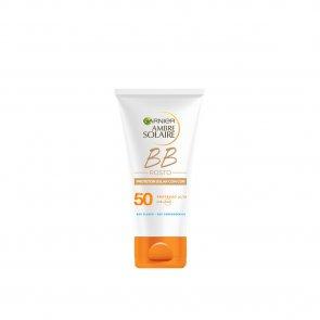 Garnier Ambre Solaire BB Face Tinted Sun Cream SPF50 50ml