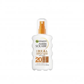 Garnier Ambre Solaire Ideal Bronze Protective Sun Spray SPF20 200ml