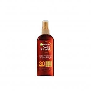 Garnier Ambre Solaire Protective Sun Oil SPF30 150ml