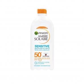 Garnier Ambre Solaire Sensitive Advanced Sun Cream SPF50+ 400ml