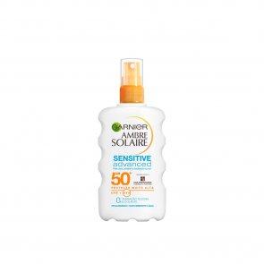 Garnier Ambre Solaire Sensitive Advanced Sun Spray SPF50+ 200ml