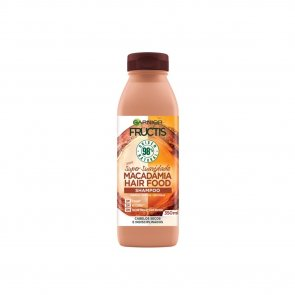 Garnier Fructis Hair Food Macadamia Shampoo 350ml