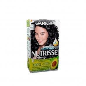 Garnier Nutrisse Crème 1 Permanent Hair Dye