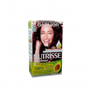 Garnier Nutrisse Crème 3.6 Permanent Hair Dye