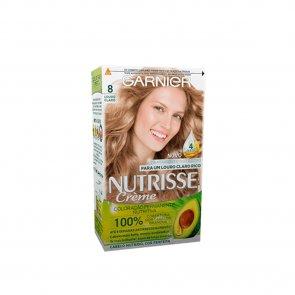 Garnier Nutrisse Crème 8 Permanent Hair Dye