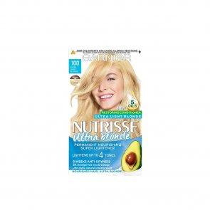 Garnier Nutrisse Ultra Blonde 100 Permanent Hair Dye
