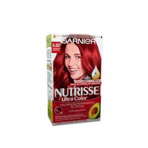 Garnier Nutrisse Ultra Color 6.60 Permanent Hair Dye