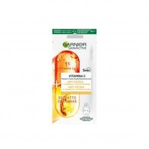 Garnier Skin Active Vitamin C Anti-Fatigue Ampoule Sheet Mask 15g