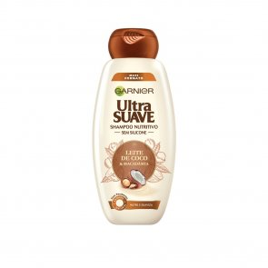 Garnier Ultimate Blends Coconut Milk Shampoo 400ml