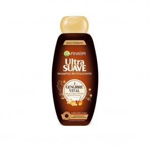 Garnier Ultimate Blends Vital Ginger Shampoo 400ml