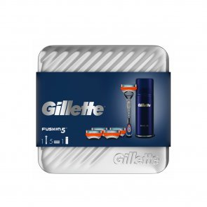 COFFRET: Gillette Fusion5 Set 3 Pieces 2020