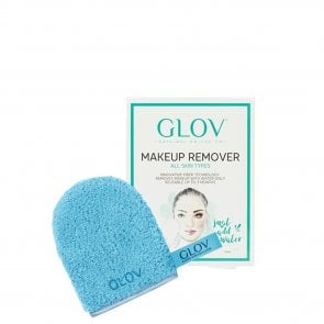 GLOV On-The-Go Makeup Remover Glove Bouncy Blue