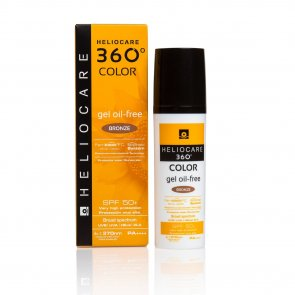 Heliocare 360 Color Gel Oil-Free SPF50+ Bronze 50ml
