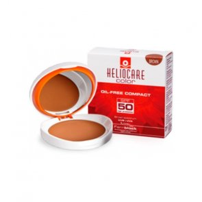 Heliocare Color Oil-free Compact SPF50 Brown 10g