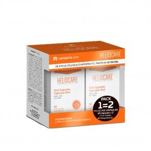 PACK PROMOCIONAL: Heliocare Sun Capsules x120
