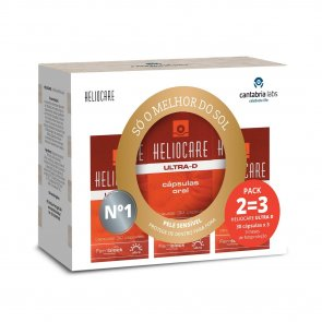 PROMOTIONAL PACK: Heliocare Ultra D Sun Capsules x90