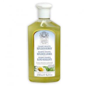 Intea Camomila Shampoo Reflexos Louros Infantil 250ml