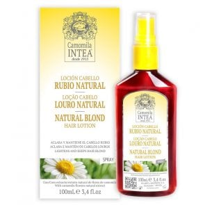 Intea Natural Blond Hair Lotion - Spray - 100ml