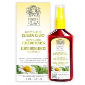 Intea Natural Blond Highlights Hair Lotion Spray 100ml
