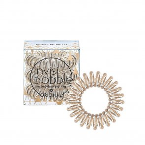 invisibobble Original Time To Shine Bronze Me Pretty