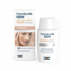 ISDIN FotoUltra 100 Active Unify Fusion Color SPF50+ 50ml